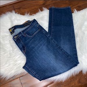 Lucky Brand Jeans Sweet N Straight Size 14